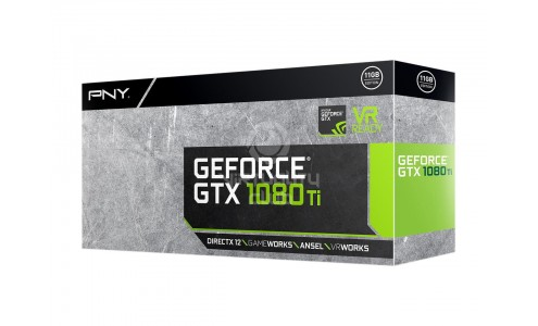 Видеокарта PNY GeForce GTX 1080 Ti
