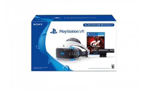 Комплект PlayStation VR - Gran Turismo Sport Bundle