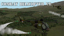 Combat Helicopter VR