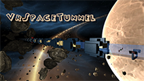 VR Space Tunnel s